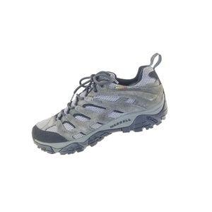 Merrell Mens Beluga Beluga Gray Hiking Shoes Size